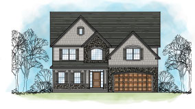 Wilmington Model Home